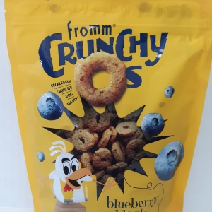 Fromm Crunchy O's Dog Treat